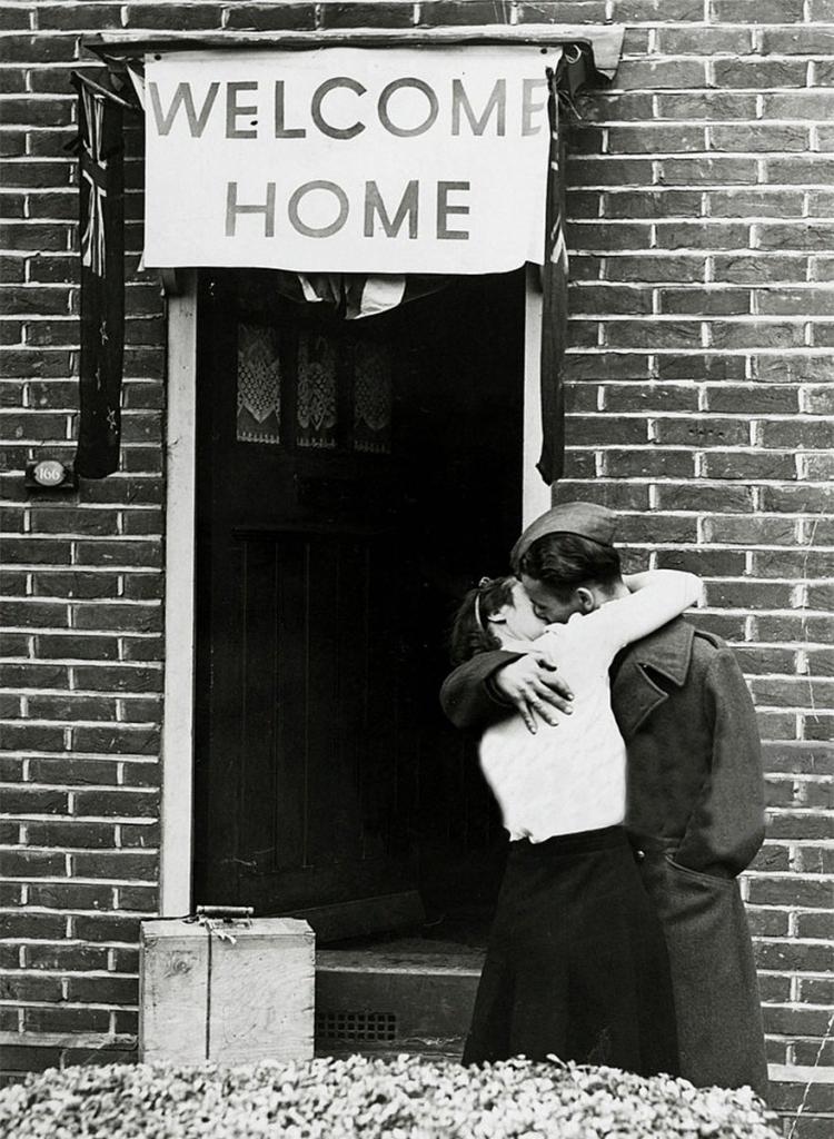 Британија, 1945