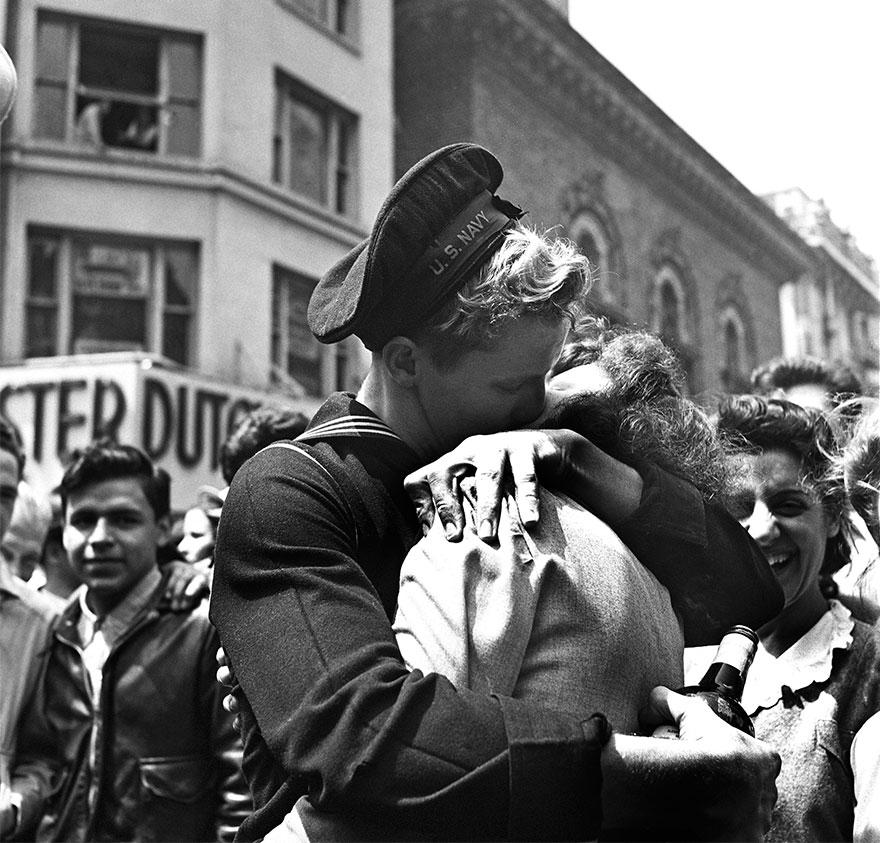 Њујорк, 8-ми мај 1945