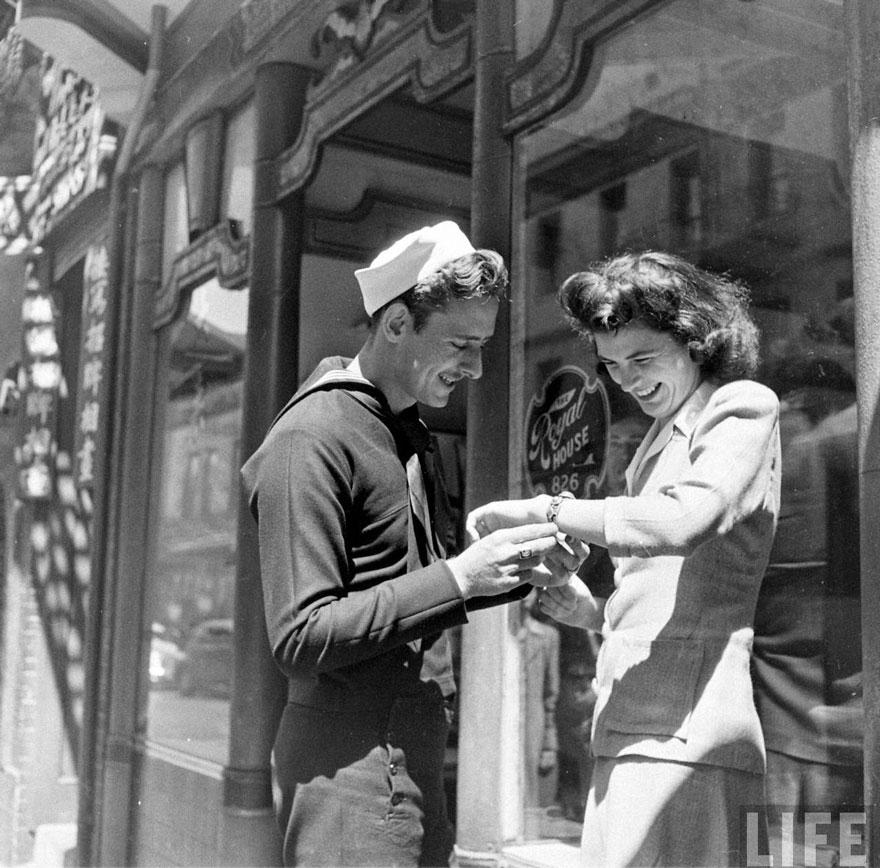 Калифорнија, 1943