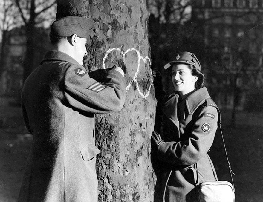Св. Валентин, 1944