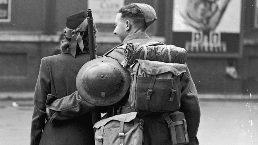 мај, 1945