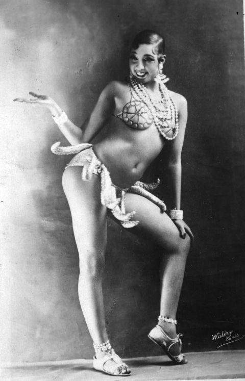 Џозефин Бејкер, 1920