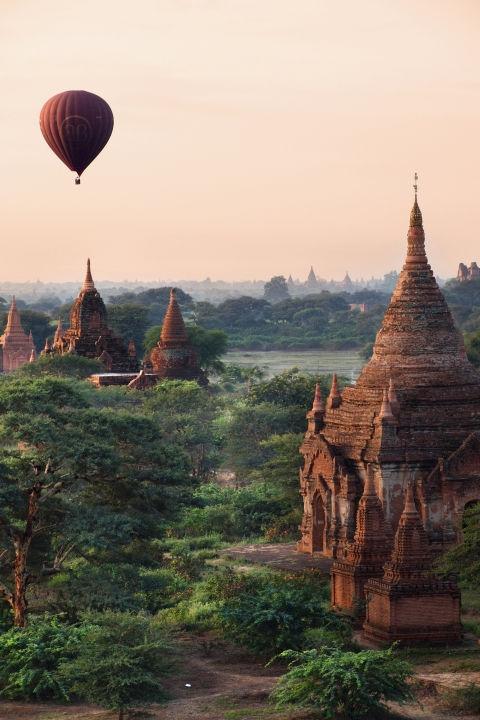 Баган, Мјанмар