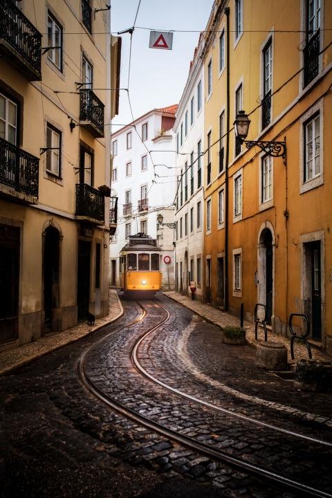 Лисабон, Португалија