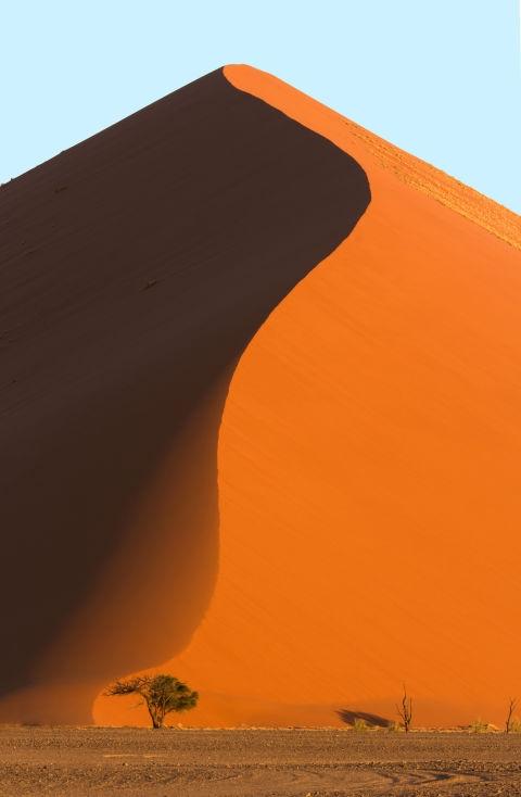Пустината Sossusvlei, Намибија