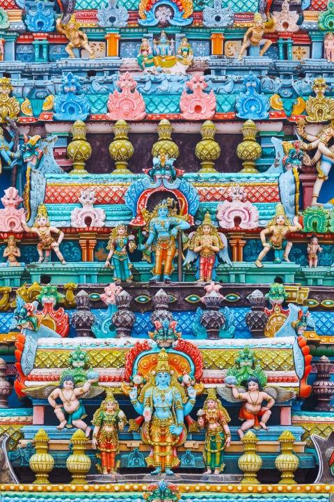 Тамил Наду, Индија
