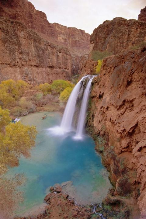 Водопадите Хавасу, Аризона