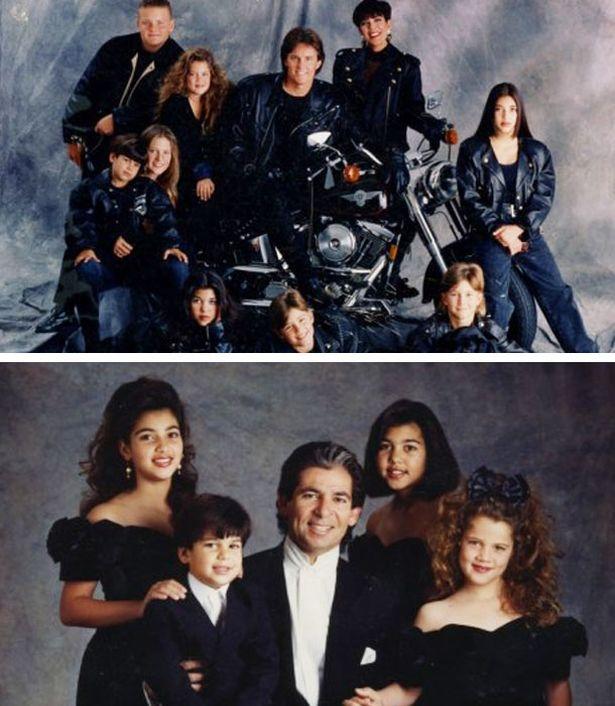 Кардашијанс 1990-ти