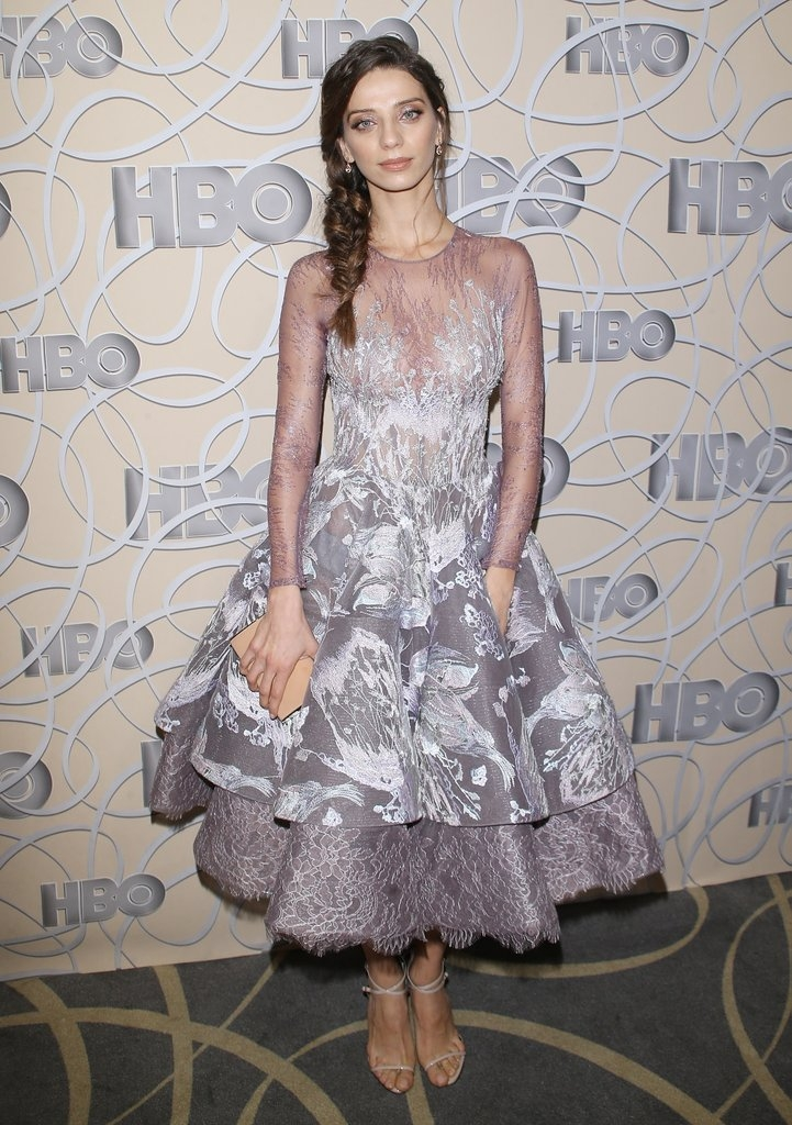 Angela Sarafyan - Michael Cinco
