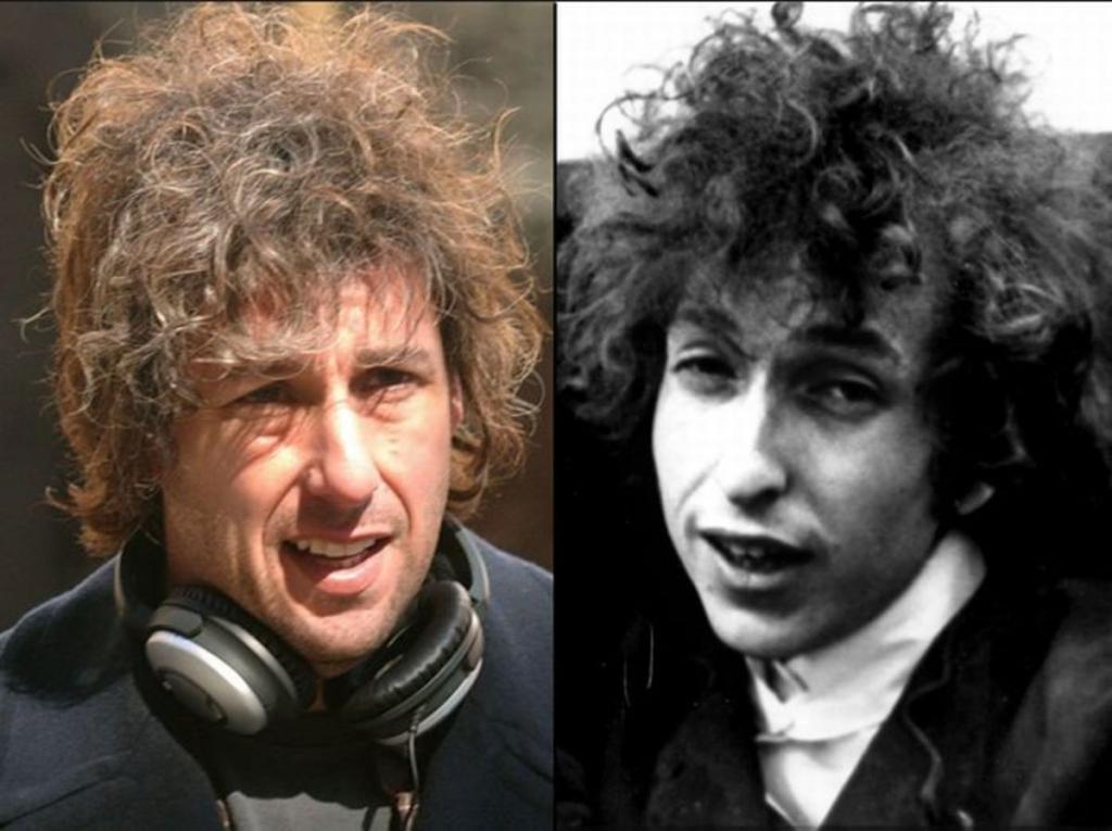 Адам Сендлер и Боб Дилан