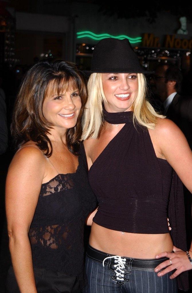 Бритни Спирс со мајката Лин