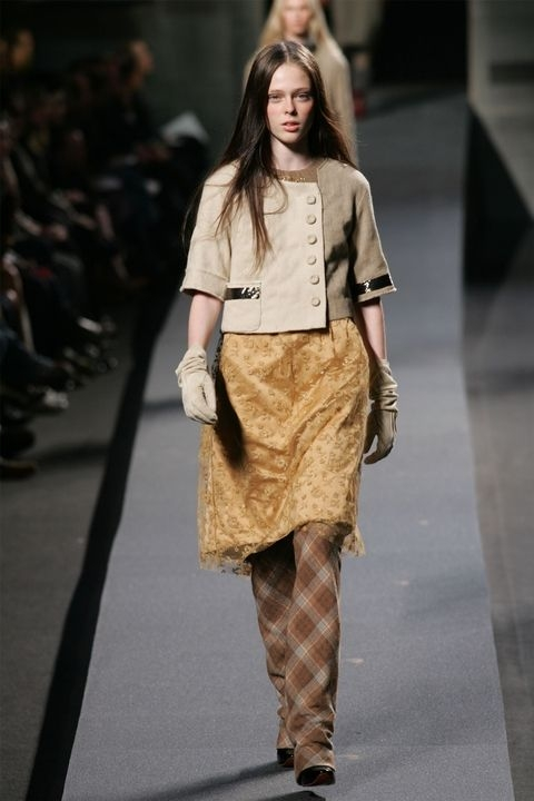 Коко Роша - Marc Jacobs Fall 2006