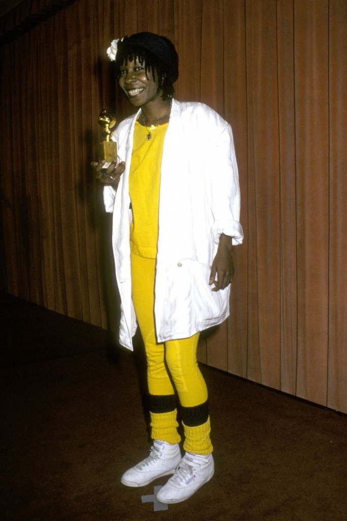 1986 Whoopi Goldberg