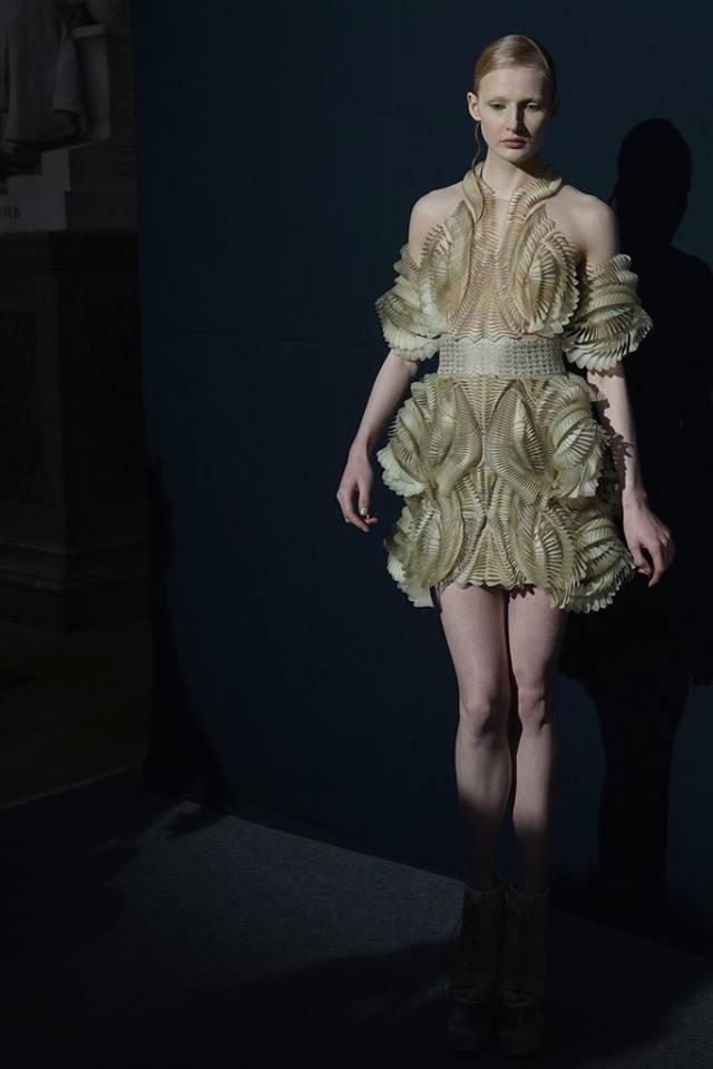 Висока мода, Ирис Ван Херпен пролет/лето '18