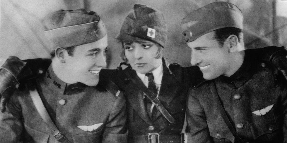1927/1928 - Wings