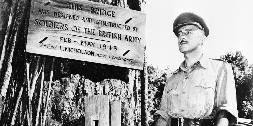1957 - The Bridge on The River Kwai