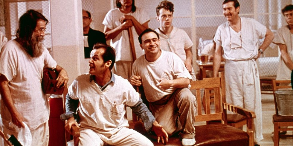 1975 -  One Flew Over The Cuckoos Nest