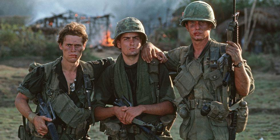 1986 - Platoon
