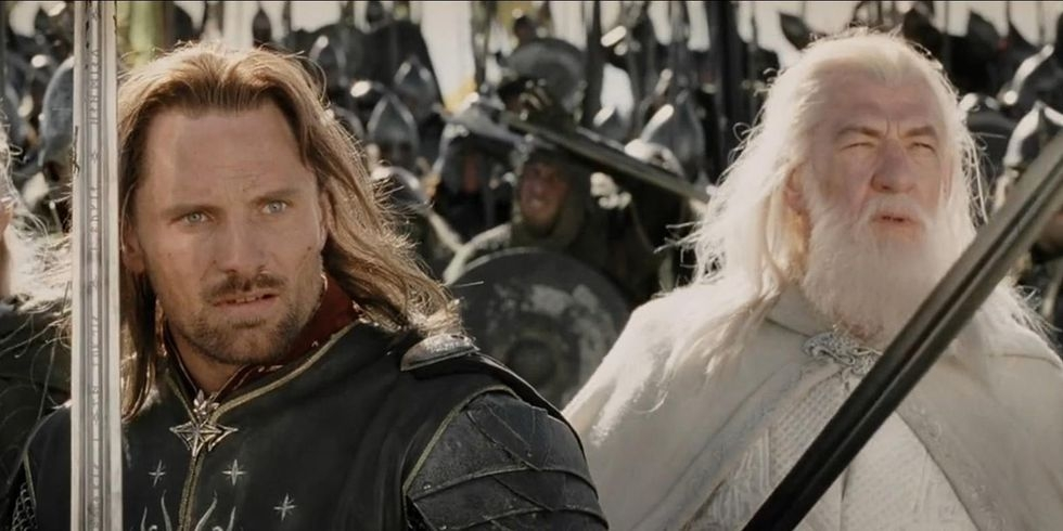 2003 - The Lord of the Rings