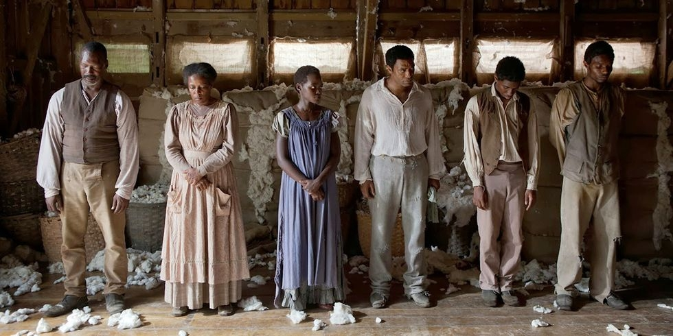 2013 - 12 Years a Slave