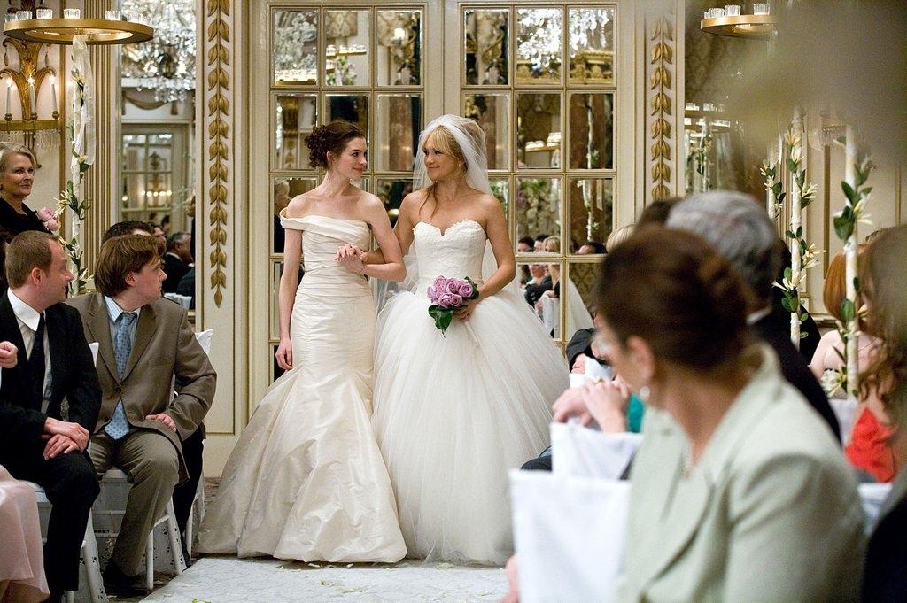 Bride Wars (2009)  Kate Hudson, Anne Hathaway