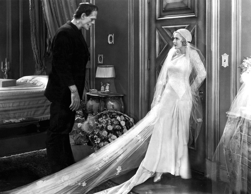 Frankenstein (1931) Mae Clarke