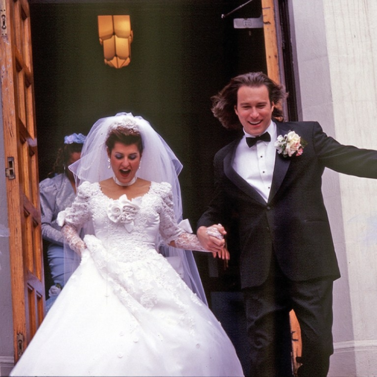 My Big Gat Greek Wedding (2002) Nia Vardalos