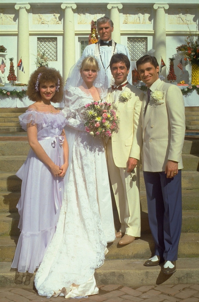 Scarface (1983) Michelle Pfeiffer