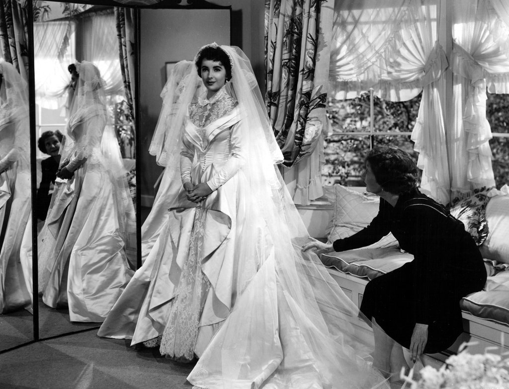 The Father of The Bride (1950) Elizabeth Taylor