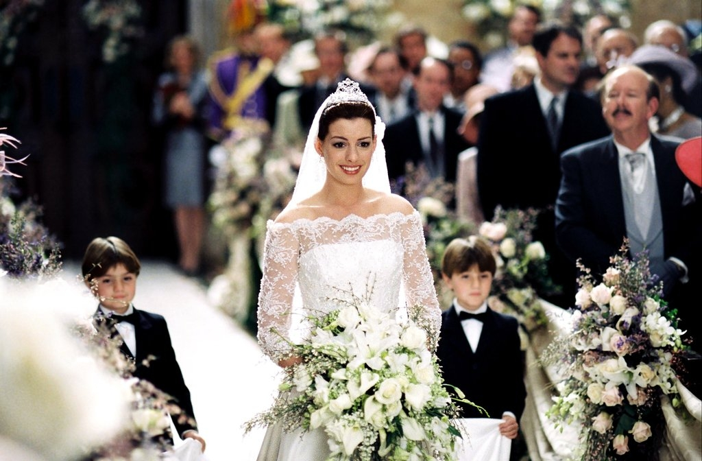 The Princess Diaries: Royal Engagement (2004) Anne Hathaway