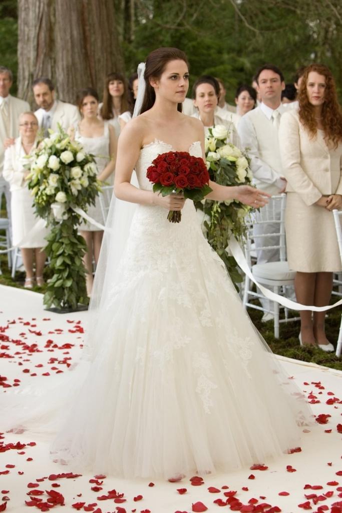 The Twiligh Saga: Breaking Down (2011) Kristen Stewart