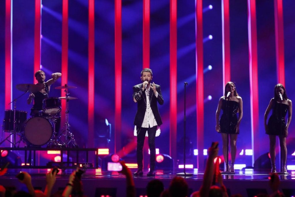 Евровизија 2018 - Албанија