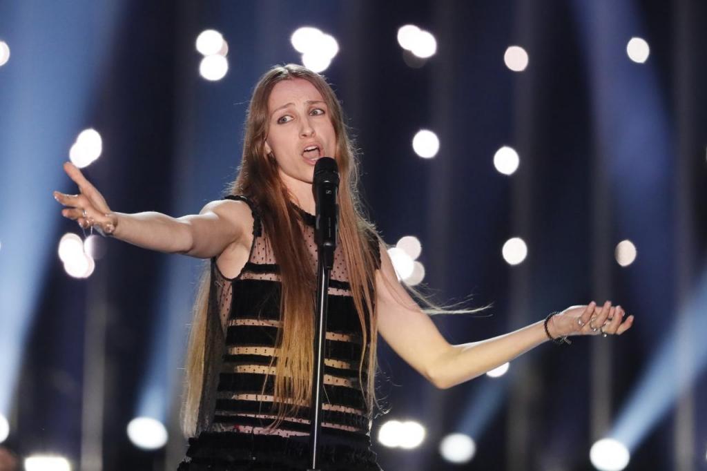 Евровизија 2018 -Белгија