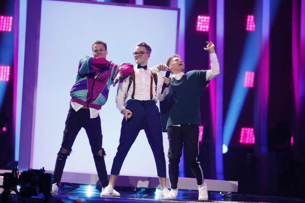 Евровизија 2018 - Чешка