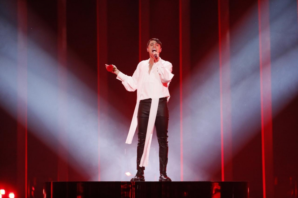 Евровизија 2018 - Белорусија