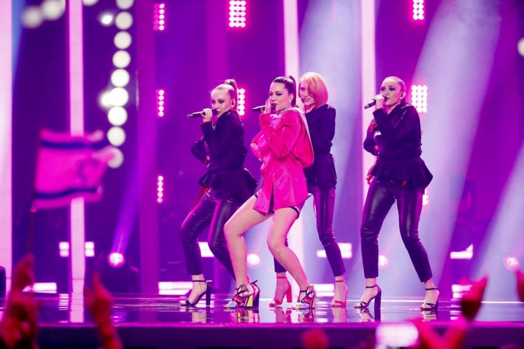 Евровизија 2018 - Македонија