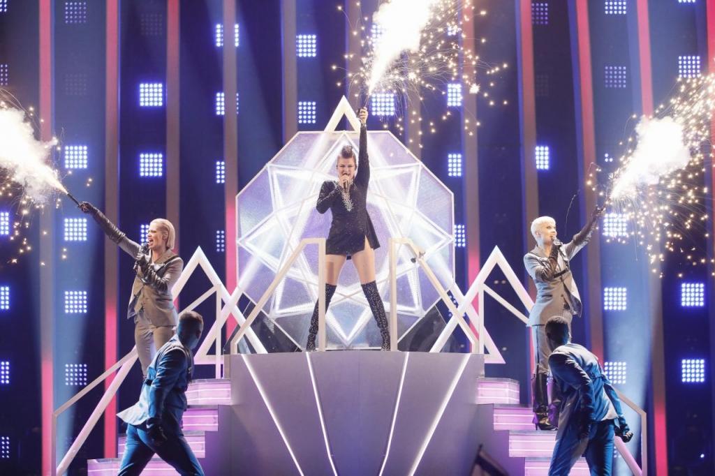 Евровизија 2018 - Финска