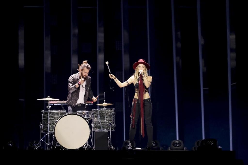 Евровизија 2018 - Швајцарија