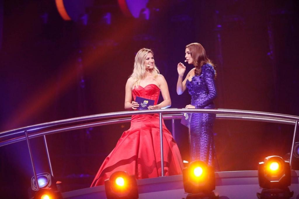 Евровизија 2018 - водителки