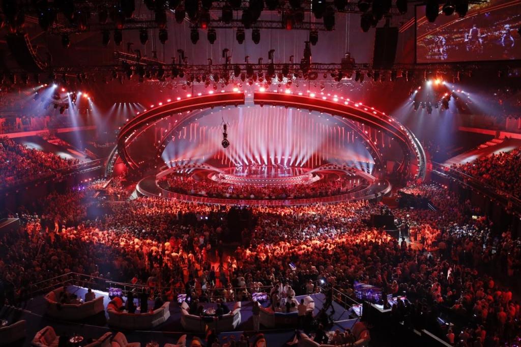 Евровизија 2018