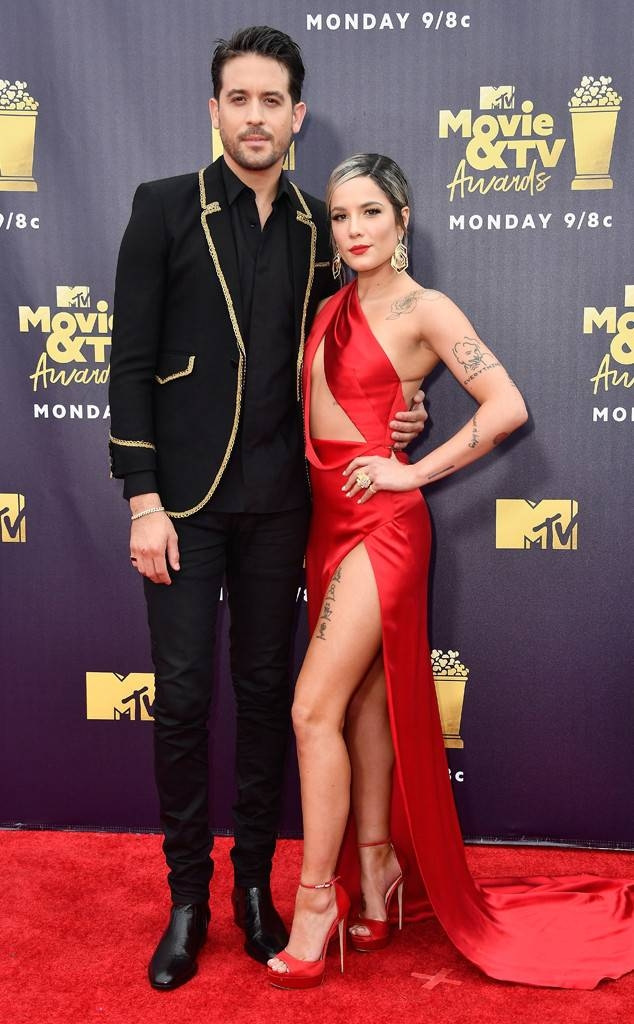 G Eazy and Halsey