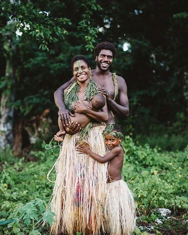 Ни Вануату - уникатно племе од Пацификот