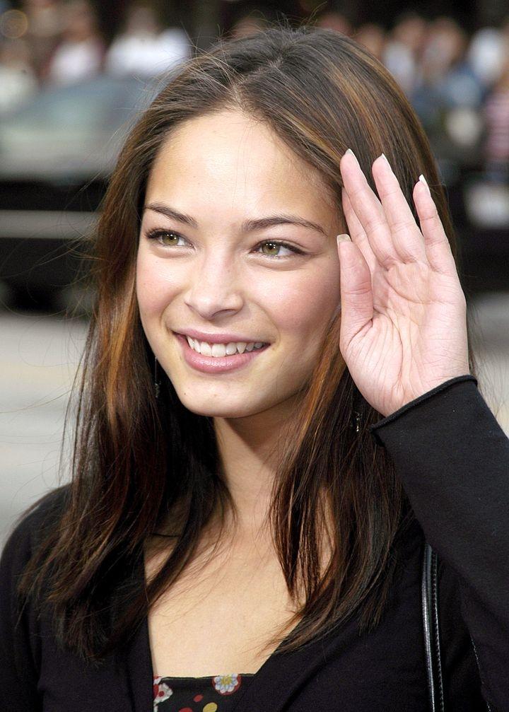 Прекрасната актерка Кристин Крок е со кинеско - данско потекло