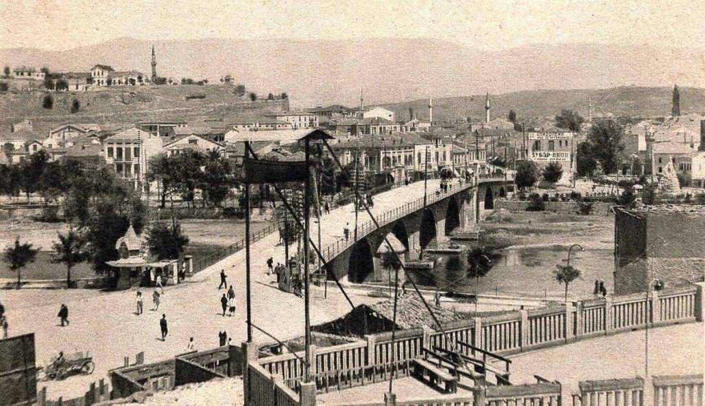 1930 - Камени мост