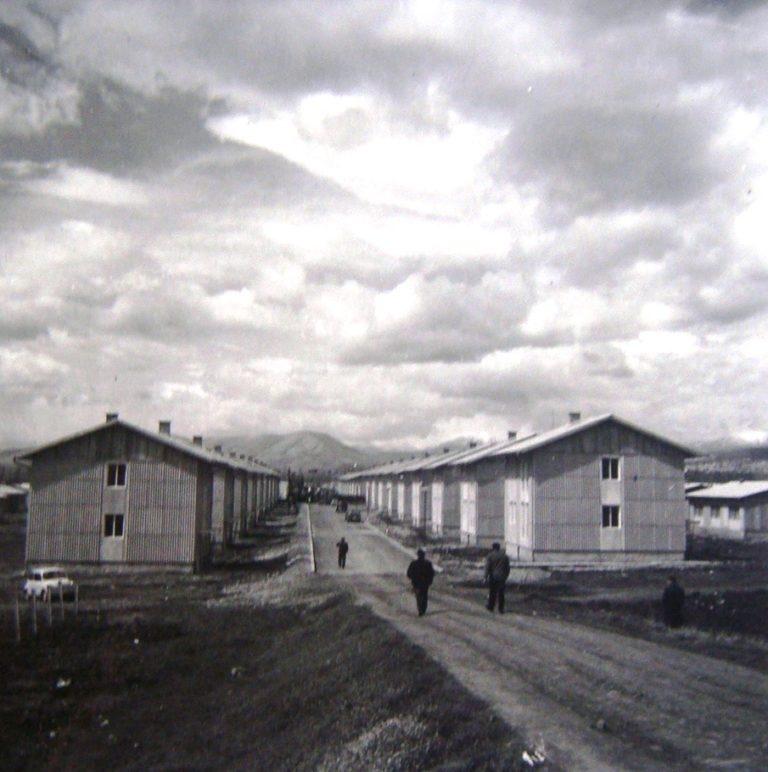 1964 - наслеба Бутел - помош од Босна