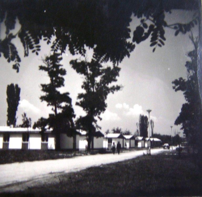 1964 - Аеродром (и Ново Лисиче) - донација од Црна Гора