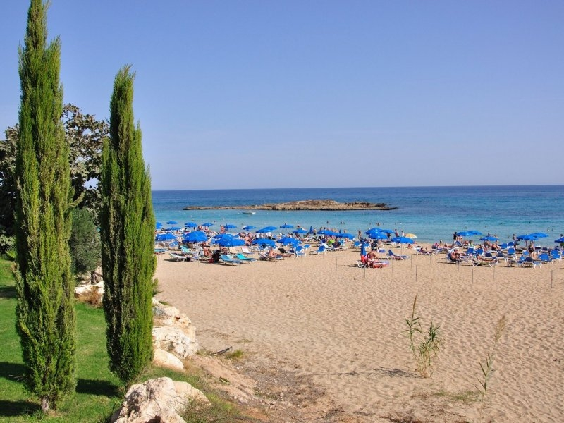 Fig tree bay, Кипар