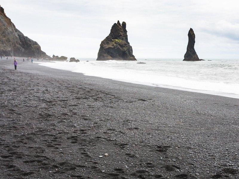 Vik Myrdal, Исланд
