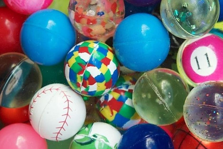 гумени топчиња