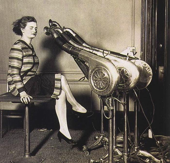 Фен во 1929 година - е ова е уживање